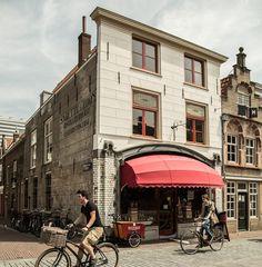 Rutte Distillateurs sinds 1872 - met proeflokaal en winkel