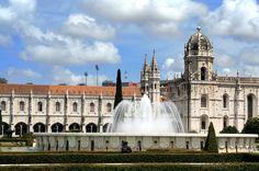 Atracções turísticas e Notificações em Portugal , Mosteiro dos Jerónimos