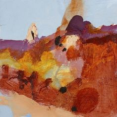 © Luke Sciberras ~ Tanami study ~ 2012 oil on board Pastel Landscape, Abstract Landscape Painting, Artist Painting, Landscape Art, Landscape Paintings, Landscapes, Abstract Art, Australian Painting, Australian Artists