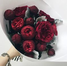 Find images and videos about flowers, red and rose on We Heart It - the app to get lost in what you love. Beautiful Flower Arrangements, Floral Arrangements, Beautiful Roses, Beautiful Flowers, Style Hipster, Hipster Vintage, Luxury Flowers, Flower Aesthetic, My Flower