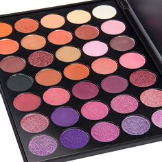 DE'LANCI 35 Color Eyeshadow Makeup Palette Professional Waterproof Eyeshadow Make Up Kit Set ( 35 P ) >>> Check this awesome product by going to the link at the image.