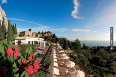 Brilliant! - Grand Hotel Timeo in Sicily | CHECK OUT MORE IDEAS AT WEDDINGPINS.NET | #weddings #honeymoon #weddingnight #coolideas #events #forhoneymoon #honeymoonplaces #romance #beauty #planners #cards #weddingdestinations #travel #romanticplaces
