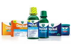 Save $3. on any two Vicks DayQuil, NyQuil or Severe products!