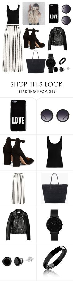 """#1The D🇩🇰 style ( btw is this the right flag ?)"" by laeticia12 ❤ liked on Polyvore featuring beauty, Givenchy, Alice + Olivia, Gianvito Rossi, Twenty, Finders Keepers, Chico's, Yves Saint Laurent, CLUSE and Bling Jewelry"