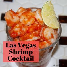 Shrimp Cocktail - The Really Crafty Link Party Board - Lazy, State Foods, World Recipes, Yummy Appetizers, Nevada, Macaroni And Cheese, Shrimp, Easy Meals, Cocktails