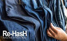 #MadeinItaly As accurately @Rehashjeansmaker