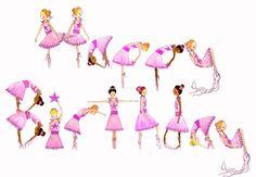 Ballet Happy Birthday