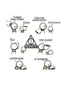 *piange ancora* ueeeeeeeeeeeeeeeueeeeeeee😍😍😍😍😍😍😍😍😍😍 Harry Potter Tumblr, Harry Potter Anime, Harry Potter Pictures, Harry Potter Fandom, Harry Potter World, Harry Potter Memes, Dramione, Drarry, My Hero Meme