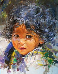 Sefedin Stafa 1952 | Albanian Painter
