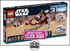 Vp Star Wars 3 Echo Base  ✿ Lego - el surtido más amplio ✿ ▬► Ver oferta: https://comprar.io/goto/B0044RIBQK