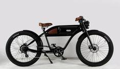 Michael Blast Greaser electric cruiser bike