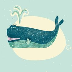 Who Lives In The Sea ? by menulis yra nulis, via Behance