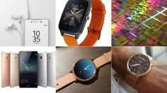 Vision al IFA 2015 lo que verdad importa explicado en menos de 1 minuto   La IFA es un gran gran evento con multitud de novedades y presentaciones de nuevos productos. Y aunque todos tienen su dosis de mérito son pocos lo que de verdad importan de los que estaremos hablando en un año en dos. Son estos:  Dos móviles: el Xperia Z5 y el Huawei Mate S  Sony ha actualizado su terminal insignia con 3 opciones: la estándar la premium con una pantalla 4K (y completamente absurda puesto que no se…