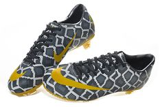 Nike Mercurial Vapor VIII FG Special Edition Cleats - Snake