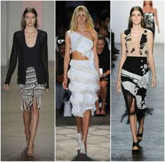 10 Big Trends From New York Fashion Week Spring 2016 | StyleCaster
