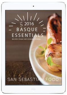 The 2016 Basque Essentials Cookbook