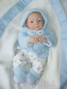 Dolls > Miaculti Baby Play Doll Nick - Petalina