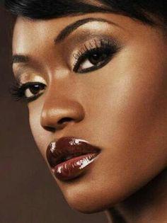dark skin girls