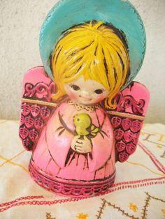Papier Mache Angel