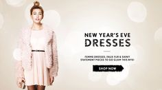 Do you know what your wearing for #NYE? #ForeverHoliday #Dress #Sequins