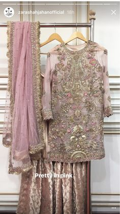 Gorgeous outfit by Zara shahjahan