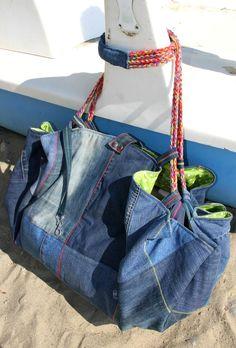 Foto zu Schnittmuster Summertime-Tasche von Echt lecker