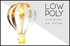 Low Poly by Kaazuclip on @creativemarket