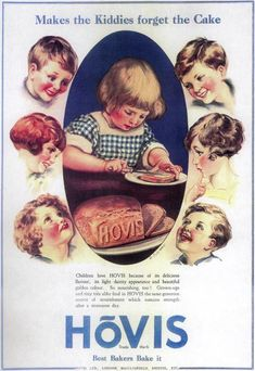 Advert for Hovis Bread