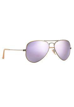 972c4eb8418 ray ban aviators rb3025 ray-ban wayfair polarized purple sunglasses