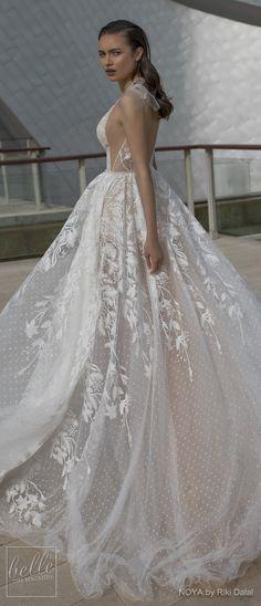 NOYA By Riki Dalal Wedding Dress Spring 2019 : Forever Bridal Collection - SCARLETT