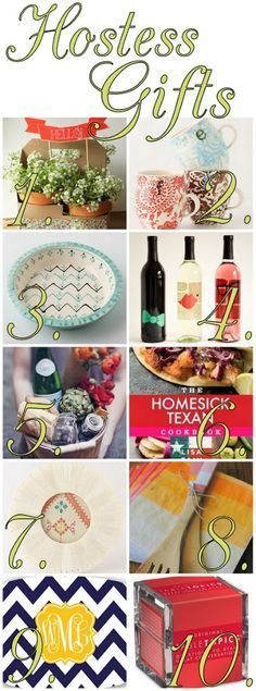21 perfect hostess gifts for $10 or less   gift ideas   pinterest