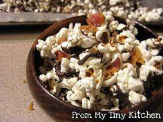 POPCORN on Pinterest | Popcorn, Popcorn Recipes and Caramel Corn
