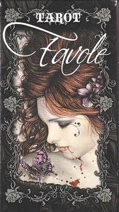 Influenced by the gothic beauty found within the cities of Europe, the Tarot Favole by fantasy illustrator Victoria Frances blends the imagery of Venice and Verona with the ancient traditions of the T
