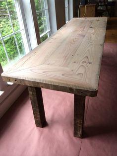 Vintage Wood Farm Table http://pages.ebay.com/link/?nav=item.view&alt=web&id=111722221136