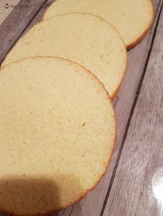 Blat pufos de vanilie — Alina's Cuisine Food Cakes, Cornbread, Cake Recipes, Deserts, Cheese, Cookies, Sweet, Ethnic Recipes, Sweets