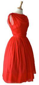 Natasha Bailie Vintage Clothing Company Blog: Just Added to NBVCC - 1950s Vintage Prom Dresses
