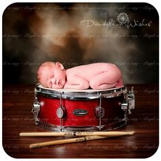 little drummer boy!