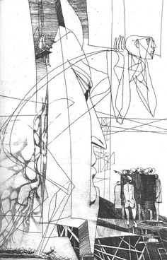 János Kass - The tragedy of man Graphic Design, Painters, Drawings, Ash, Artist, Mixed Media, Designers, Collage, Strong
