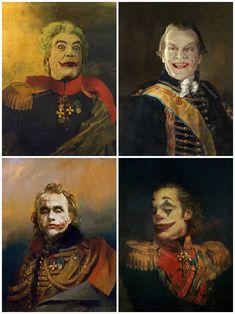 O Joker, Dc Comics, Gifs, One Word Art, R Image, Old Paintings, Humor, Halloween, Pop Culture