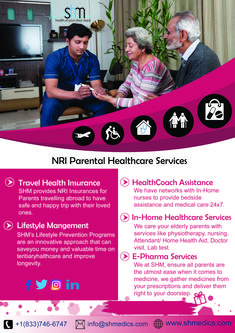 44 Nri Parental Assistance Ideas Family Healthcare Health Programs Travel Health