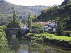 Le pont d'enfer Bidarray