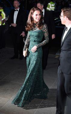 Kate Middleton Temperley National Portrait Gallery