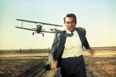 Pin for Later: 450 Pop Culture Halloween Costume Ideas Roger O. Thornhill From North by Northwest