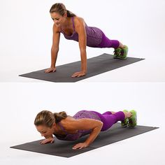 Upper Body: Push-Up