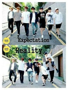 Bangtan Boys lol! And we love them for it!