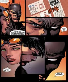 Forever Evil 3, Batman, Catwoman, Nightwing