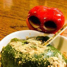 Yumm!! #mizumushikun #yummy #japanese #food #sweets #greedy #japan #mochi
