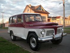 Rural, my dream car, since I was a little kid, one day, one day...