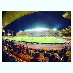 #Fontvieille #football #footballgame #calcio #soccer #fußball #ligue1 #asmonaco #olympiquelyonnais #stadio #amazing #beautiful #bestoftheday #instalike #instagood #instalove #iphonesia #monaco #montecarlo #france #francia #picoftheday #photooftheday #adidas #nike #puma #follow by riccardopianura from #Montecarlo #Monaco