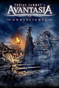 Ghostlights von Avantasia CD-Kritik